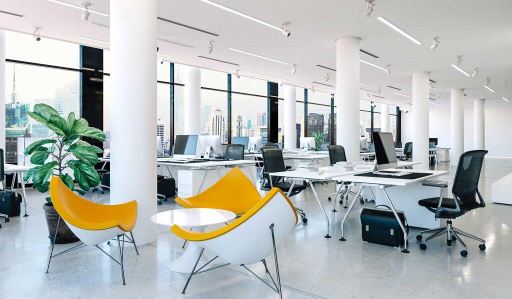 Projektowanie biur 1